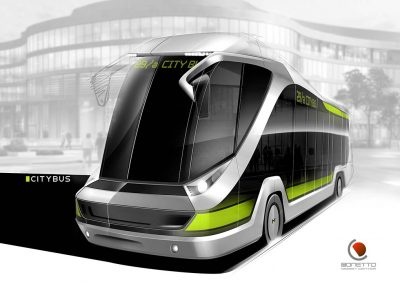2016 Concept Bus pubblico Maurii