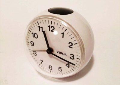 1962 Alarm clock Sfericlock Veglia Borletti