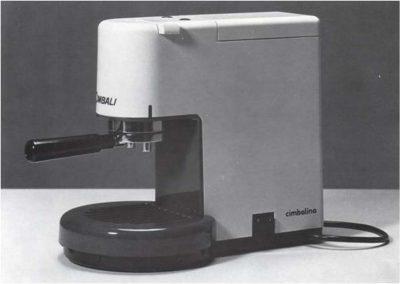 1975 Macchina caffè Cimbalina Cimpali