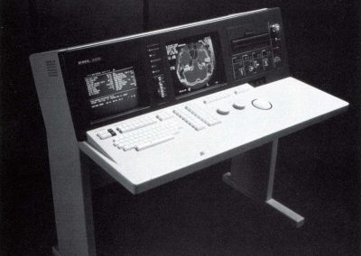 1987 Consolle Tac Elscint