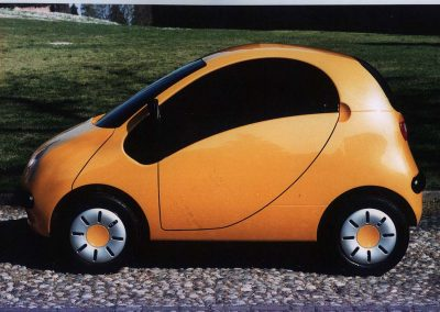 1993 City Car Miky