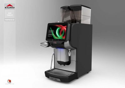 2015 Macchina caffè One Tablet Egro