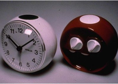 1962 Orologio sveglia Sfericlock veglia Borletti