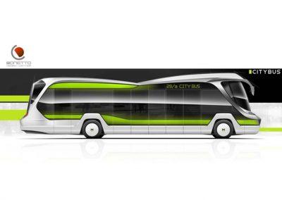 2016 Concept Public bus Mauri