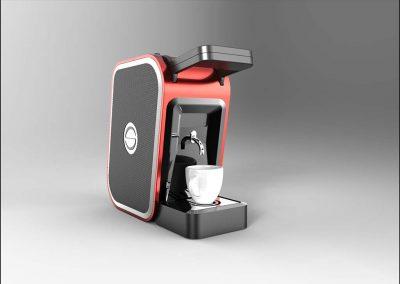 2015 macchina caffè Spinel