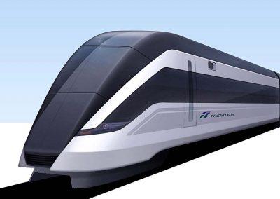 2005 Treno alta velocità Trenitalia