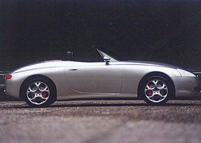1998 Concept Spyder Alfa Romeo