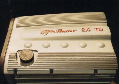 1996 Motore Twin Spark Alfa Romeo