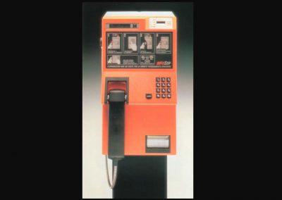 1983 Telefono Pubblico Rotor Ipm