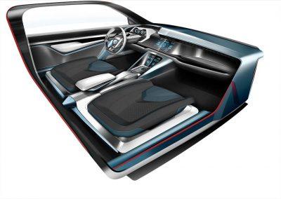 2015 Concept study Volkswagen