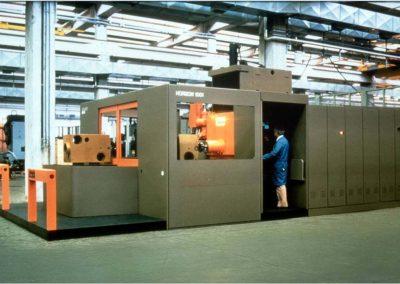 1979 Centro lavorazione Horizon 1000 Olivetti Ocn