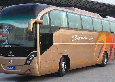 2008 Luxury Bus Xiamen Golden Dragon