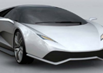 2008 One Off Lamborghini